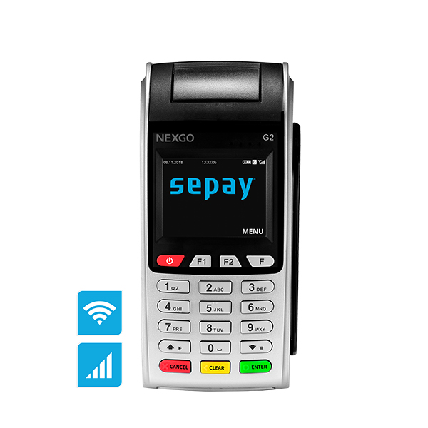 SEPAY Mobiele Betaalterminal Kopen