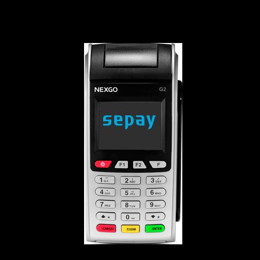 SEPAY Mobiel - Mobiele Betaalterminal